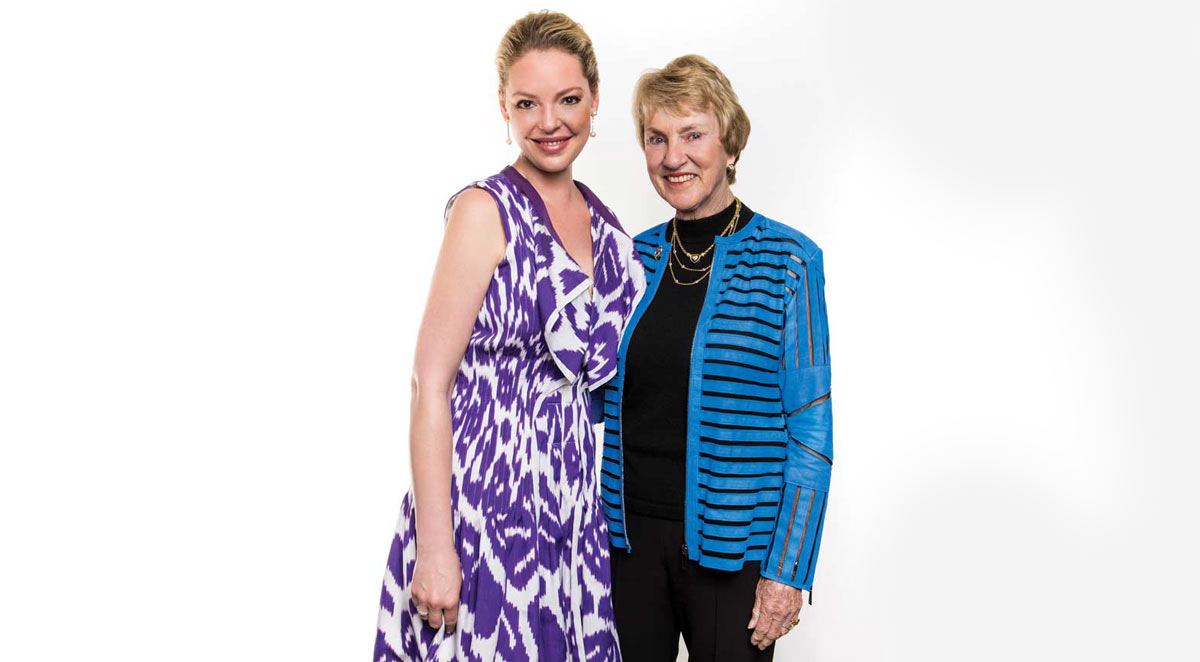 heigle with barbara nicklaus