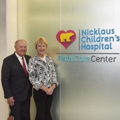The Fetal Care Center at Nicklaus Children's Hospital opens.