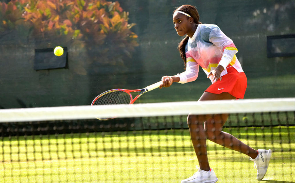 Fore Love Tournament tennis player Sloane Stephens