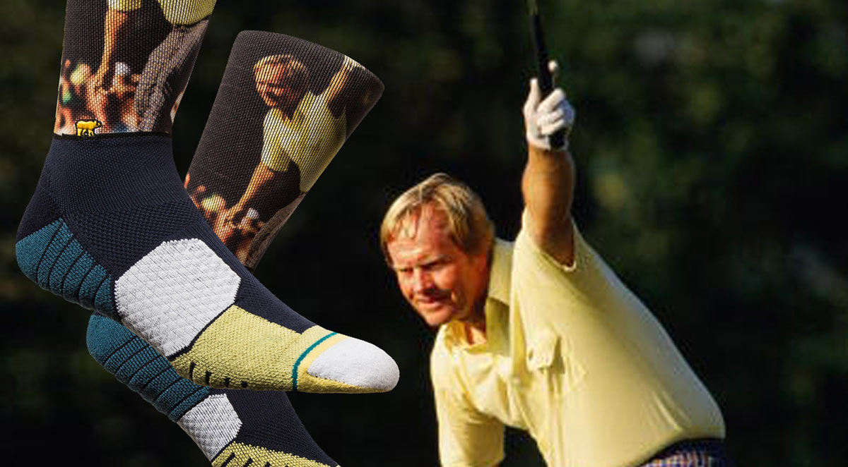 Stance Nicklaus Masters Socks