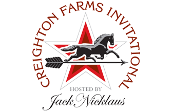 creighton farms invitational logo